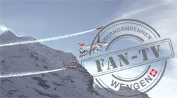 SWISS - Lauberhorn Video